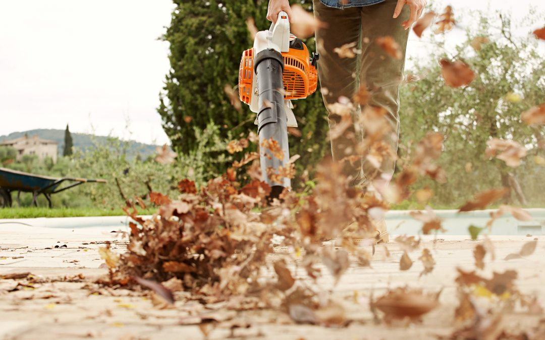 Make leaf clean-up a breeze